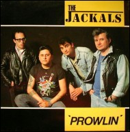 Jackals LP sleeve