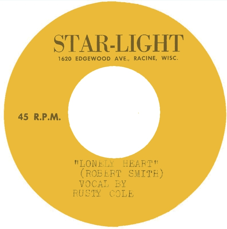 Star-Light Records demo 45
