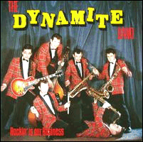 Dynamite Band LP sleeve