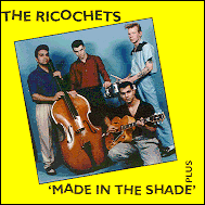NERCD005 The Ricochets - Made in the shade