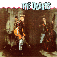 The Quakes debut CD