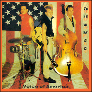 NERCD058 The Quakes - Voice of America
