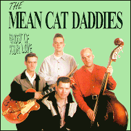 NERCD079 The Mean Cat Daddies - Ghost of your love