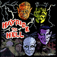 Hayride To Hell CD cover