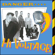Hi Voltage - Danger NERCD099