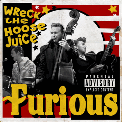 Furious CD cover