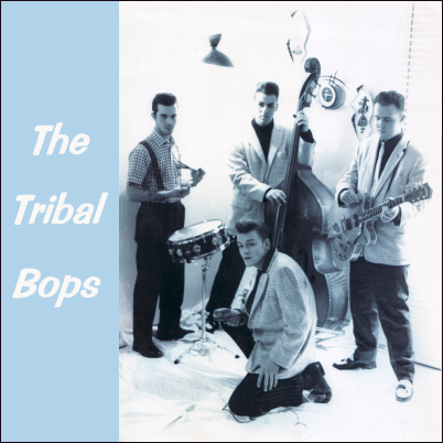 tribal bops art